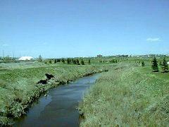 Nose Creek parkways