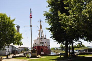 Kingston Ontario's Marine Museum