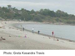 Willows Beach in Oak Bay