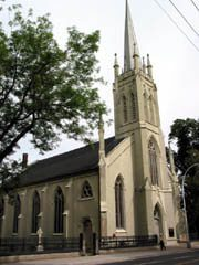 Halifax has a number of heritage churches