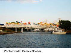Ontario Place Marina Bridge