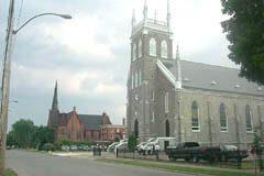 Churches in Pembroke