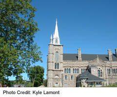 Saint Ann's Roman Catholic Church