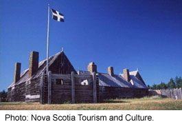 Port Royal, at Annapolis, Nova Scotia