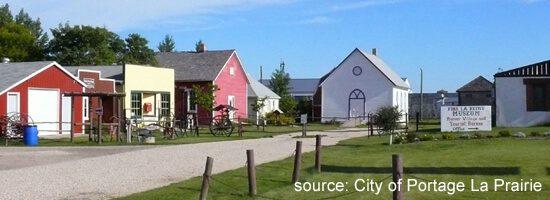 Discover pioneer roots in Portage La Prairie
