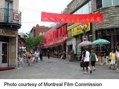 Montreal's unique tri-linigual Chinatown