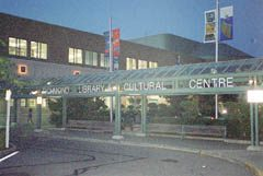 Richmond Library and Cultural Centre