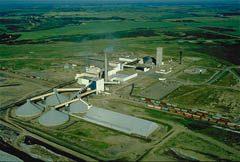 IMC Potash facility