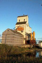 Saskatchewan Grain Elevator