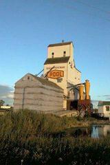 Saskatchewan Pool Grain Elevator, near Saskatoon