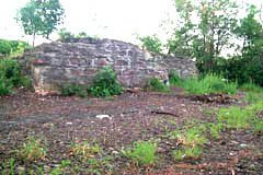 Skead Mill Ruins at Kitchissippi Lookout