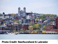 St. John's Harbour View