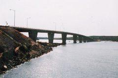 Ibridge to St Josephs Island