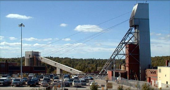 Nickel is a major metal mined in Manitoba