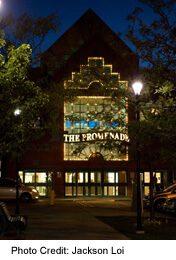 Promenade Mall in Unionville