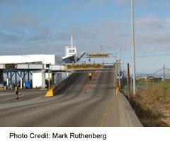 BC Ferries Terminal Loading Ramp