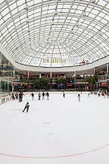 Ice Palace NHL-sized rink at West Edmonton Mall