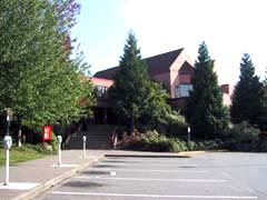 university College of the Fraser Valley's Abbotsford campus