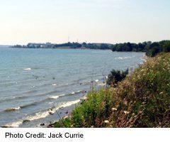 Rotary Park on Lake Ontario, Ajax