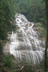 Bridal Veil Falls near Chilliwack