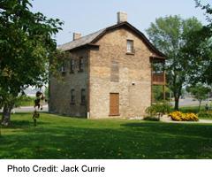 Oshawa Community Museum historical homes