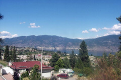 Summerland town view