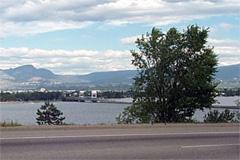 View of Floating Bridge