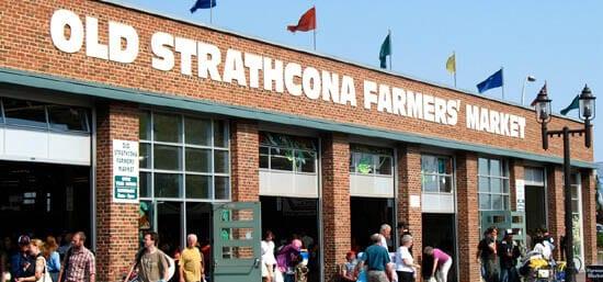 Strathcona Farmer's Market