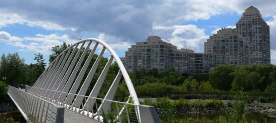 Mimico Creek Bridge