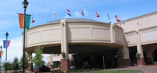 Halifax Casino Main Entrance