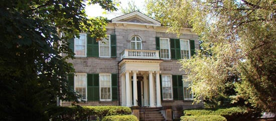 Whitehern Historical Home in Hamilton