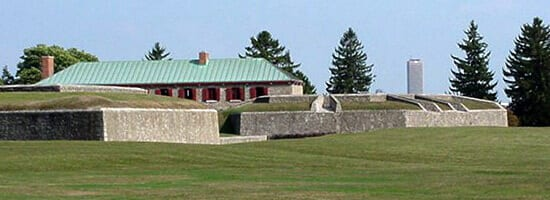 Old Fort Erie, in Fort Erie