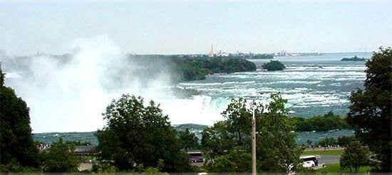 Niagara Falls, The CanadianFalls