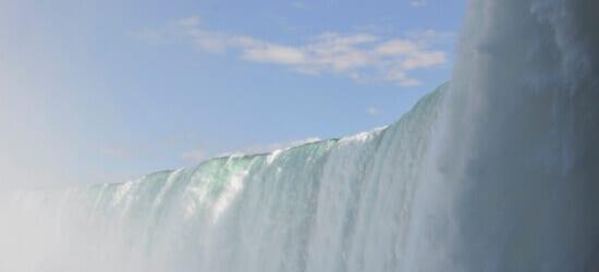 Niagara Falls-Canadian Falls 'Curtain