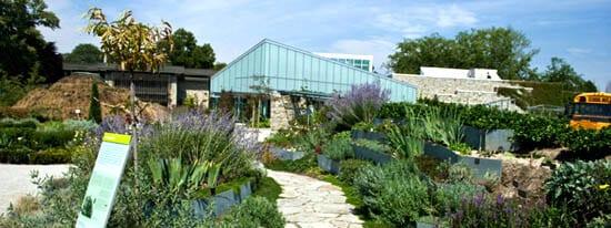 Edward Gardens and Toronto Botanical Gardens, in North York
