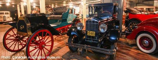 Canadian Automotive Museum in Oshawa