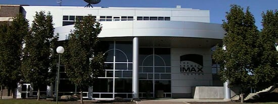 Kramer IMAX theatre, in Regina
