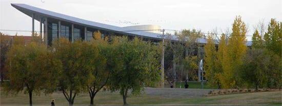 RCMP Heritage Centre, in Regina