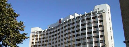 SaskPower Head Office, in Regina