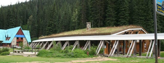 Rogers Pass Visitor Centre