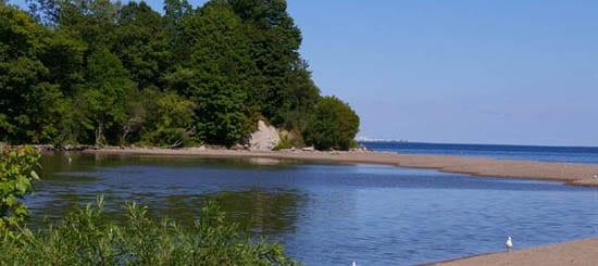 Scarborough Rouge Beach Park