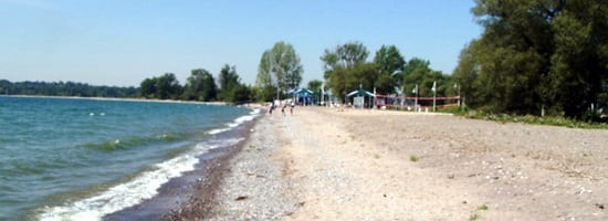 swimming and other activities are found at local beaches on lakes, rivers