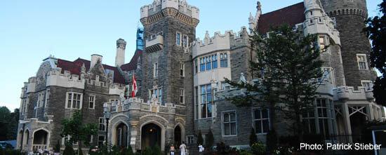 Toronto Casa Loma View