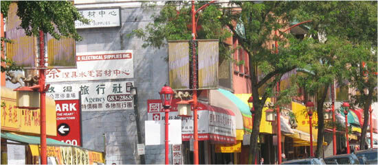 Vancouver is the continent's second biggest Chinatown