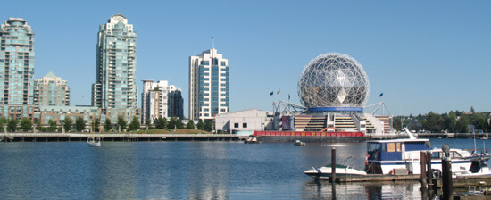 Yaletown Condos Science World in Vancouver