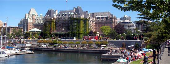 Victoria-Inner Harbour Empress Hotel