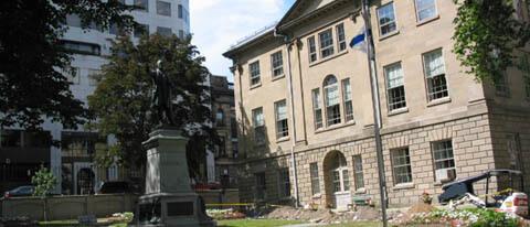 Halifax Province House (provincial legislature)