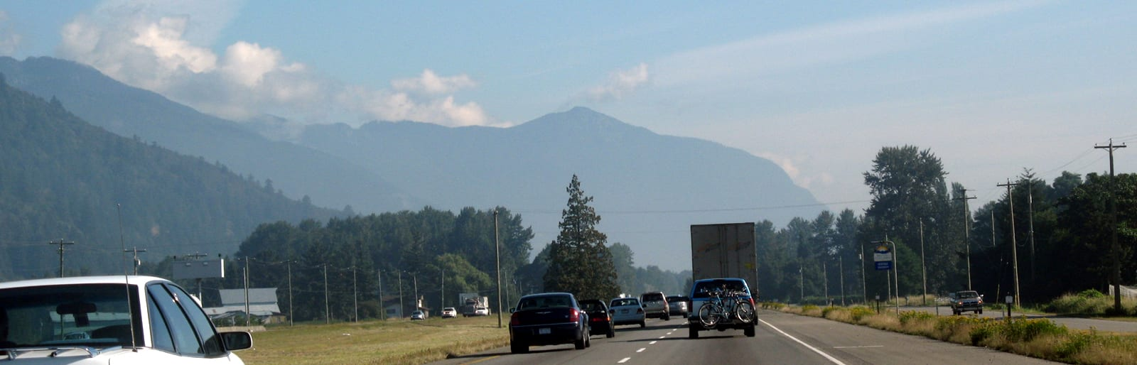 Abbottsford-Trans-Canada Hghway-Eas tTo Chilliwack-sliver