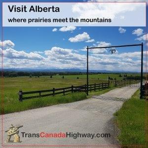 Visit Alberta, where prairies meet the mountains