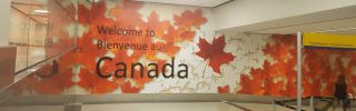 Canada Customs -welcome-sliver